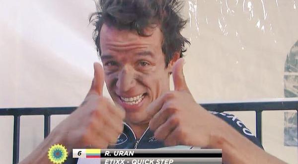 Rigoberto Uran, che colpo al GP Quebec 2015