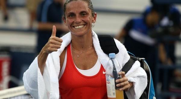 US Open: Vinci vola ai quarti, Fognini cede a Lopez. Oggi Pennetta