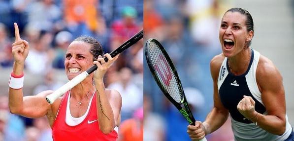 US Open 2015, capolavoro Italia: finale Pennetta-Vinci! Addio Grand Slam, Serena!