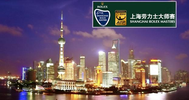 Shangai Rolex Masters 2015, tutti i big si ritrovano in Cina