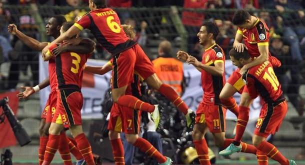 Storico Belgio: primo nel ranking Fifa. È la rinascita dei Diavoli Rossi