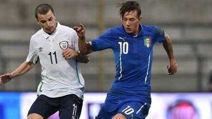 Under 21, altra vittoria: Irlanda domata 1-0, Bernardeschi croce e delizia