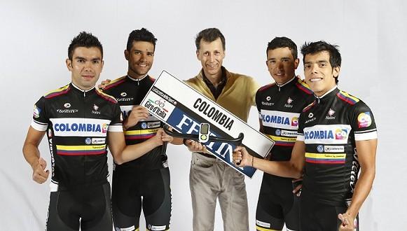 Escarabajos addio: chiude il Team Colombia