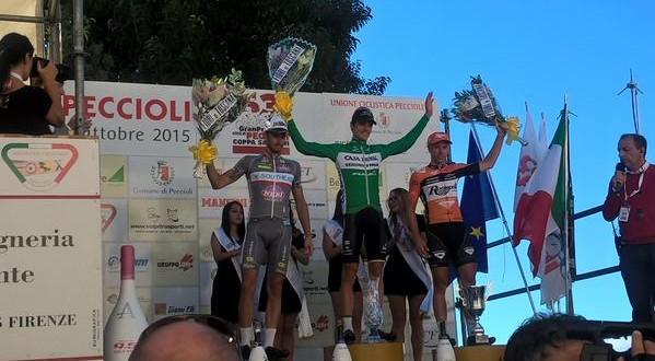 GP Peccioli – Coppa Sabatini 2015, sorpresa Prades!