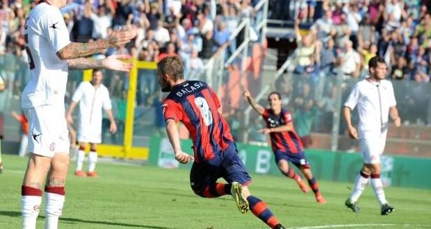 Serie B: la giornata dei crolli. Stasera Cesena-Spezia