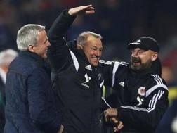Euro 2016: il miracolo-Albania e Gianni De Biasi, l'italiano che ora se la ride