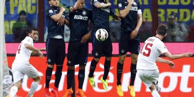 Serie A, 11ᴬ giornata, in serata Inter-Roma: probabili formazioni