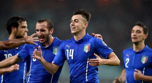 Italia, si vola a Euro 2016: battuto l'Azerbaijan per 3-1
