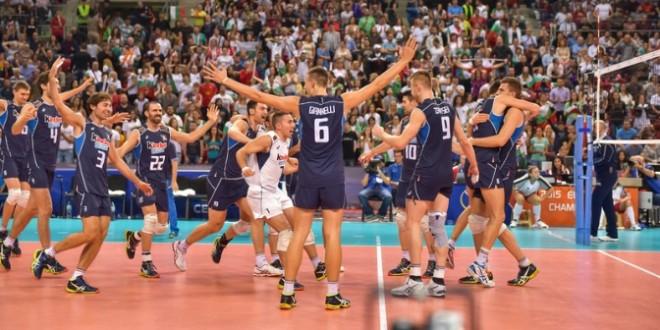 Pallavolo, Mondiali 2018: la finale sarà a Torino!