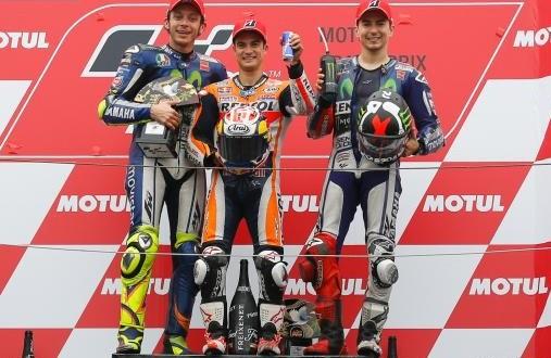 MotoGP Giappone: Pedrosa primo davanti a Rossi