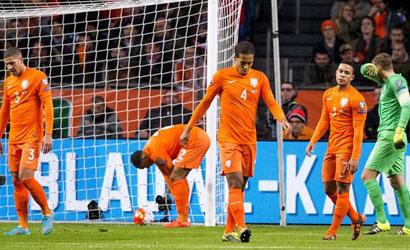 Euro 2016, è flop Orange: Olanda fuori dalla fase finale!