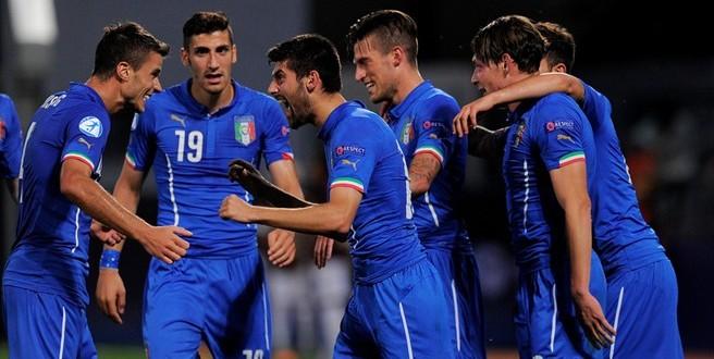 Under 21, Italia facile sulla Slovenia: 3-0