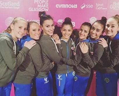 Glasgow 2015, magnifiche ginnaste azzurre: si vola a Rio!