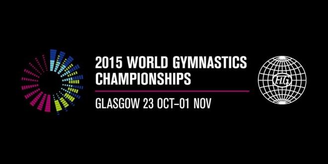 Presentazione Campionati Mondiali di Ginnastica Artistica Glasgow 2015