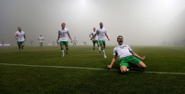 Euro 2016, spareggi: Bosnia-Irlanda 1-1, Džeko in gol ma non basta