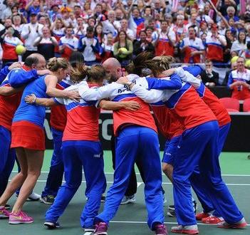 Fed Cup 2015, trionfa la Repubblica Ceca