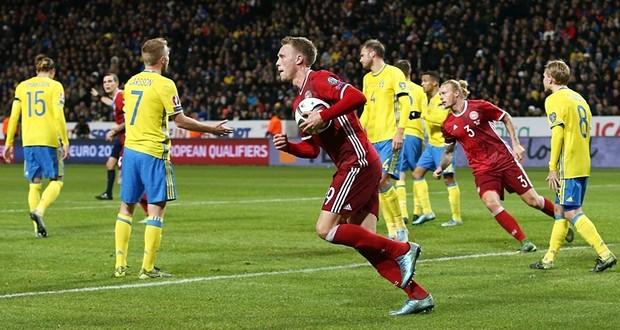 Euro 2016, spareggi: stasera Slovenia-Ucraina e Danimarca-Svezia
