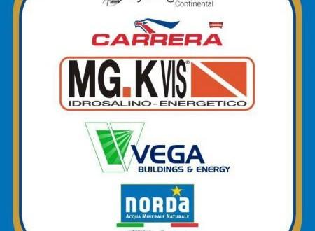 MG.KVis Vega Norda, completato l'organico 2016