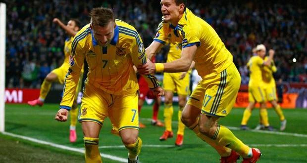 Euro 2016, spareggi: Ucraina e Svezia (Ibra) staccano il pass