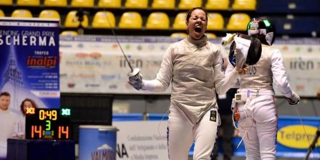 Grand Prix FIE – Torino: tripudio Alice Volpi, al 1° successo in CDM