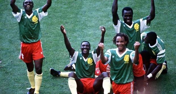 Italia '90, il ruggito dei Leoni: il Camerun di Roger Milla