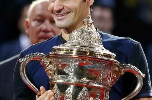 Roger Federer profeta in patria: sconfitto Rafa Nadal in finale a Basilea