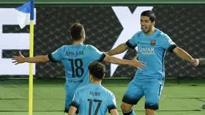 Mondiale per club: Barça tutto facile, Suarez fa tris al Guangzhou