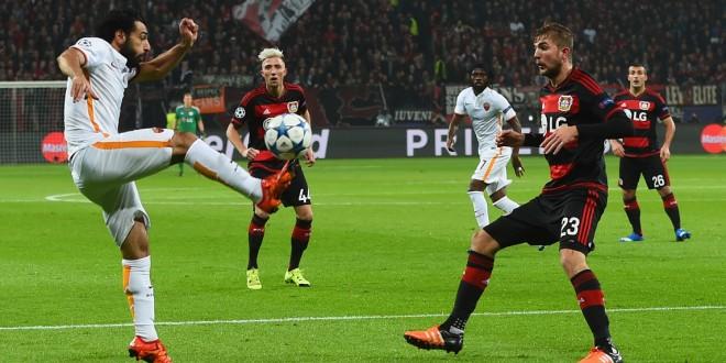 UEFA: Bayer-Roma tra le candidate a partita dell'anno