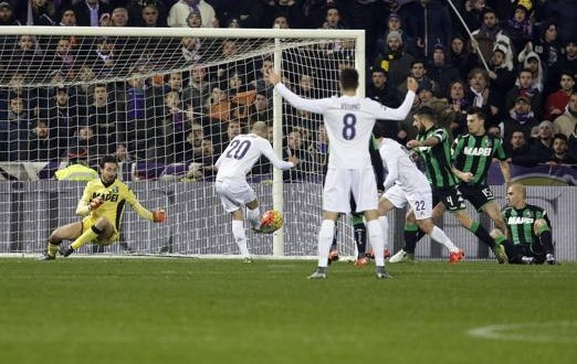 Serie A: la Fiorentina e la pareggite, a Sassuolo il terzo capitolo