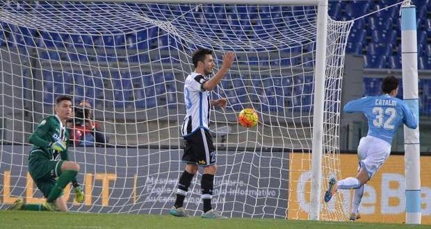 Coppa Italia, la Lazio risorge in rimonta: 2-1 all'Udinese