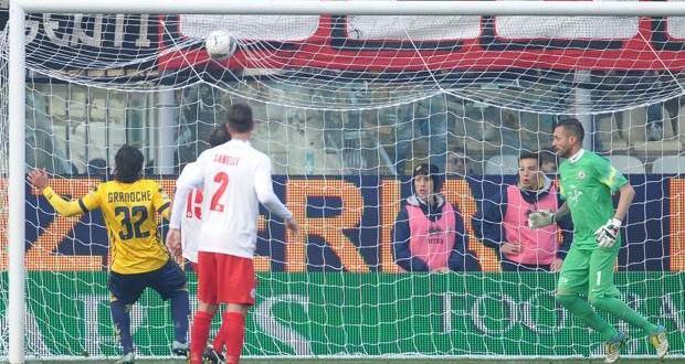 Serie B, 17ᴬ giornata: il Bari scivola a Modena; Novara e Brescia alla grande