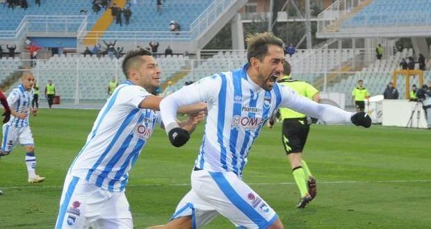 Serie B, 22ᴬ giornata: aspettando le prime, il Pescara gode