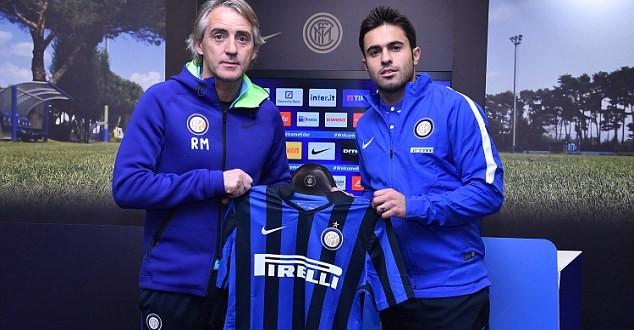 Calciomercato: il giorno di Eder all'Inter. Già pronto per il derby