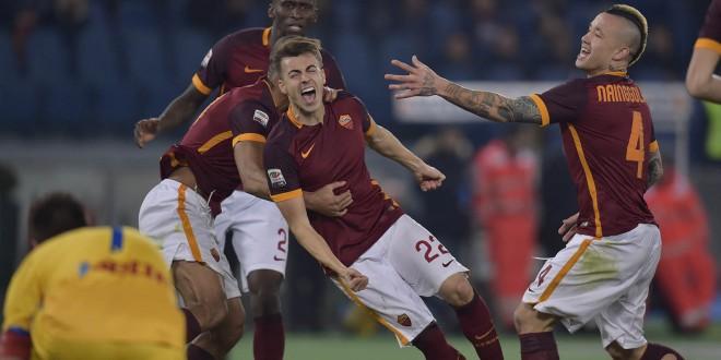 Serie A, 22ᴬ giornata: Roma-Frosinone 3-1, che perla del Faraone!