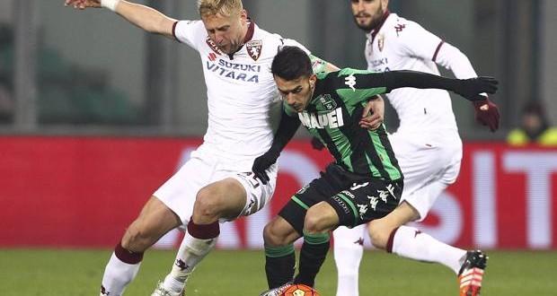 Serie A, Sassuolo-Torino 1-1: botta e risposta buono per tutti