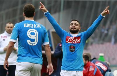 Serie A, 26ᴬ: si chiude con Napoli-Milan, le probabili formazioni