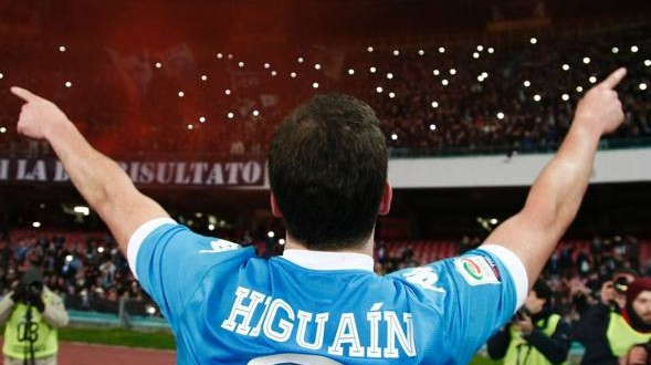 Serie A, 20ᴬ giornata: Higuain, il mostro diventato Mezza-Napoli