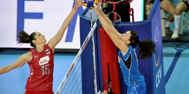 Preolimpico di Ankara, l'Italvolley frana: la Russia vince 3-1