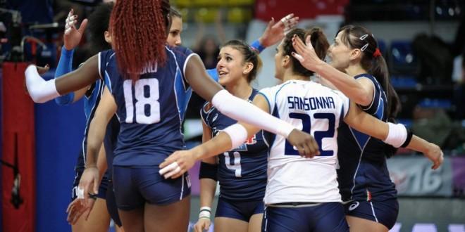 Italvolley, la strada per Rio passa dal Giappone: il calendario del torneo