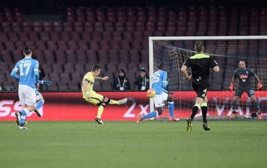 Coppa Italia, Napoli-Inter 0-2: capolavoro nerazzurro al San Paolo