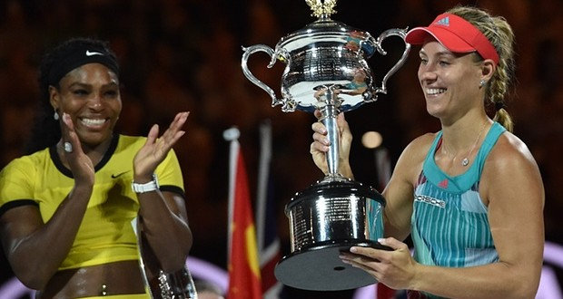 Australian Open 2016, impresa Kerber: Serena Williams al tappeto
