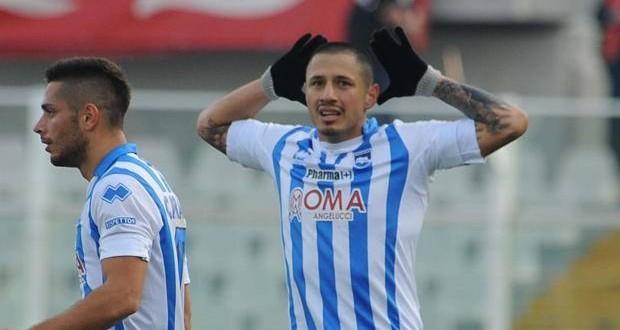 Serie B, 24ᴬ giornata: il Crotone va k.o., il Pescara ingrana la settima