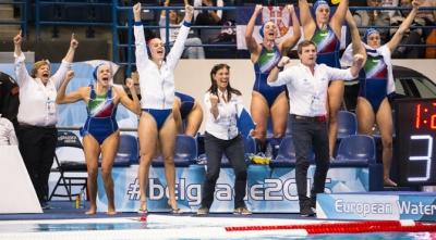 Europei: Setterosa di bronzo; ora testa al preolimpico
