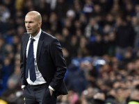 Zizou Zidane panchina Real Madrid