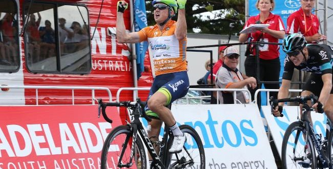 Tour Down Under 2016, Gerrans serve il bis
