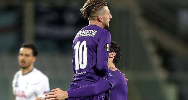 Europa League: Napoli k.o. in Spagna, la Fiorentina fa 1-1 e rischia
