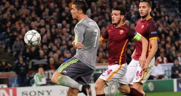 Champions, Roma-Real 0-2: giallorossi bravi, ma fanno festa Zizou e CR7
