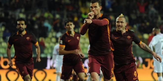 Serie A, 25ᴬ: Carpi-Roma 1-3, Spalletti mette la quarta!