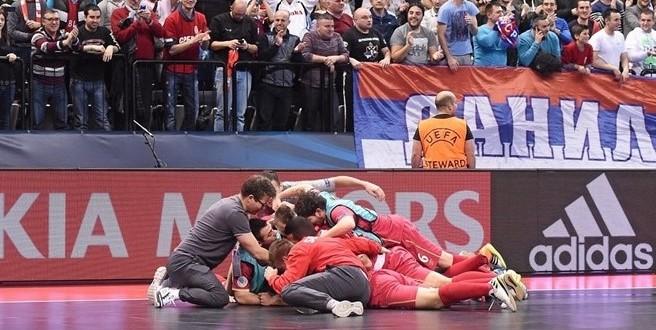 Euro Futsal 2016, Serbia e Spagna le prime semifinaliste