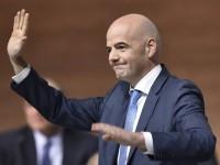 Gianni Infantino neopresidente FIFA